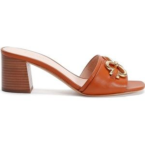 NIB! Kate Spade Elouise slip-on sandal heel shoes